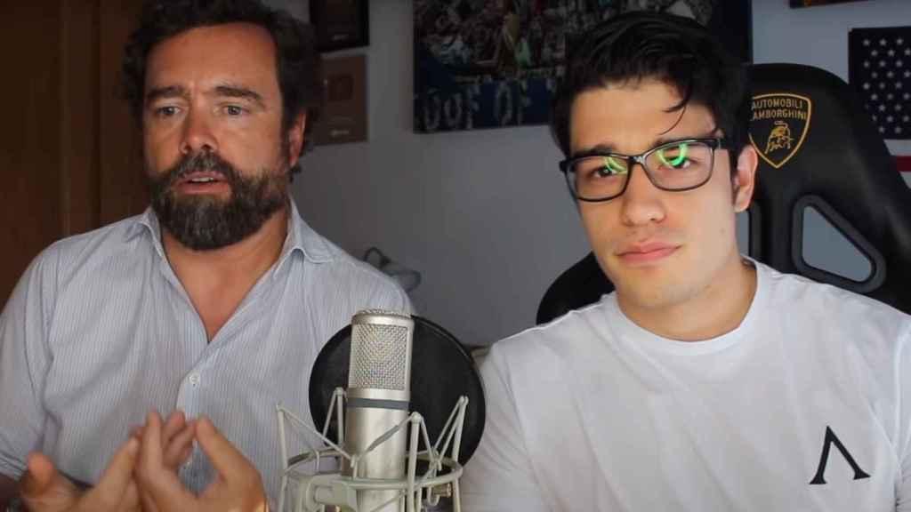 Iván Espinosa y Wall Street Wolverine.
