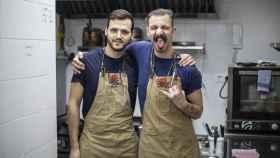 Juan Beltrán y Juan Diego Gaitán han puesto en marcha FoodCraft.