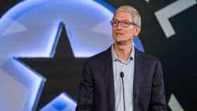 Tim Cook, CEO de Apple. Foto: Austin Community College