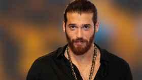 Can Yaman, durante su participación en 'Volverte a ver' en Madrid.