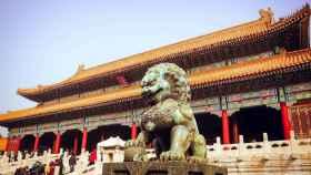 La Ciudad Prohibida de Pekín en una imagen de archivo.