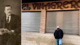 El Restaurante El Vinagrero de La Unión es el decano de la Región de Murcia.