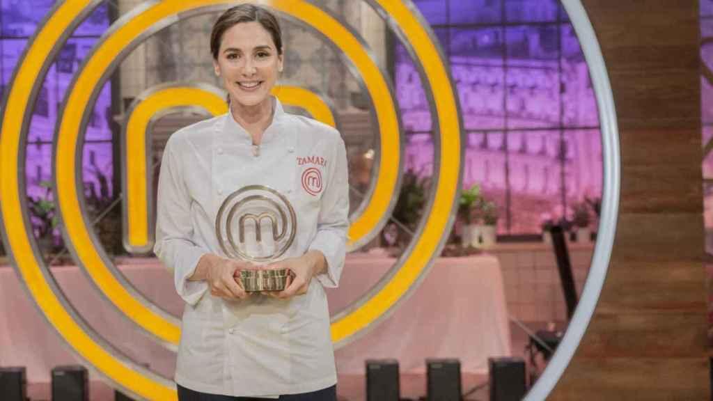La victoria de Tamara Falcó en 'MasterChef Celebrity' fue un punto de inflexión en su carrera.