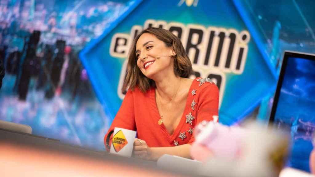 'El hormiguero' ha humanizado la figura de Tamara en televisión.