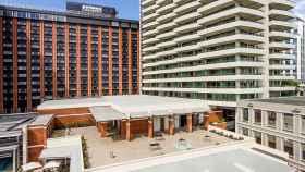 El hotel donde se originó todo.