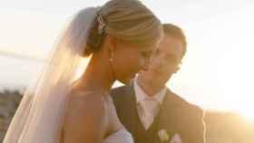 Trenzas y tocados: así son los peinados de las novias el día de su boda