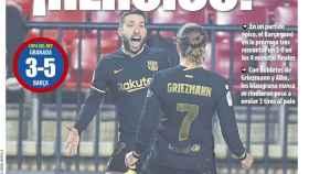 Portada Mundo Deportivo (04/02/21)