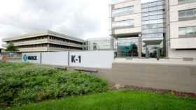 Sede de la farmacéutica MSD (conocida como Merck en EEUU y Canadá) en Kenilworth, Nueva Jersey.