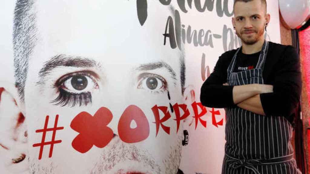 David Muñoz, chef de Diverxo