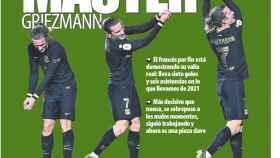 La portada del diario Mundo Deportivo (05/02/2021)