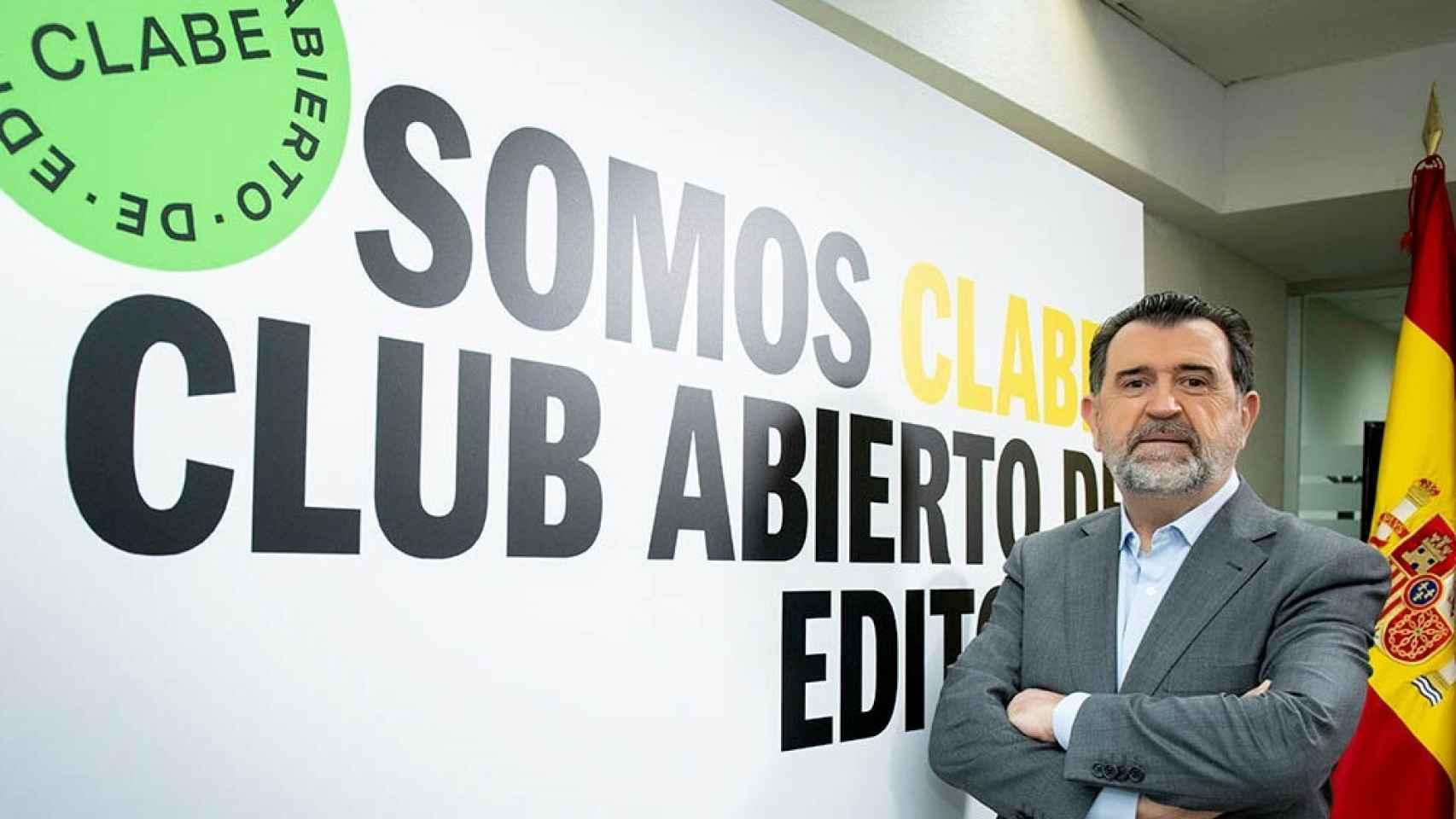 Arsenio Escolar, presidente de CLABE
