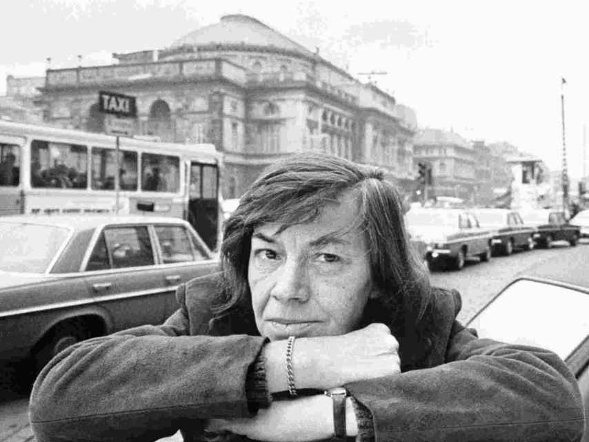 Patricia Highsmith.