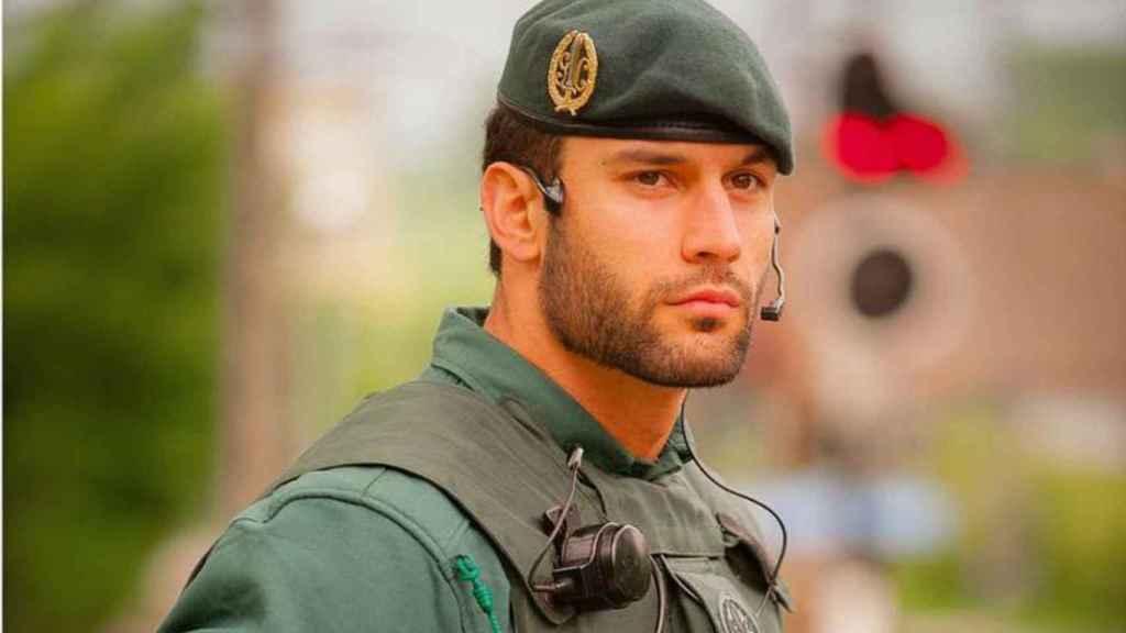La fotografía de Jorge Pérez que se hizo viral y le llevó a estar en los medios.