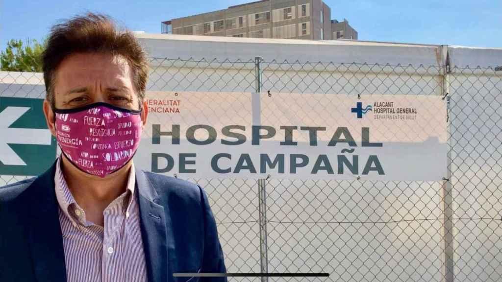El responsable de Sanidad en el PPCV, José Juan Zaplana.