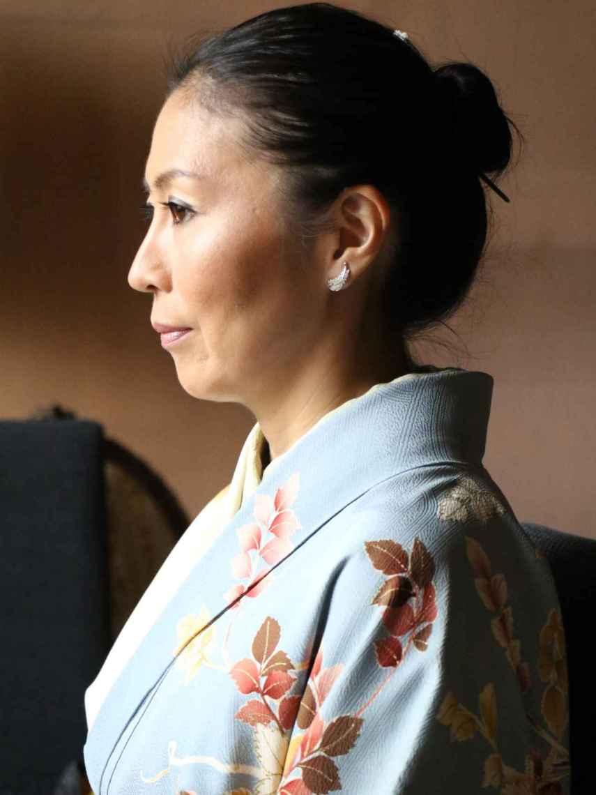Yoko Hasei.
