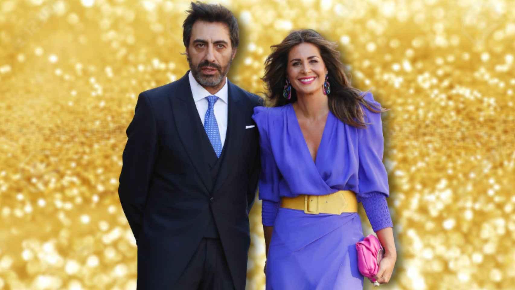 Nuria Roca y Juan del Val se han convertido en una de las parejas mediáticas más exitosas de los últimos tiempos.