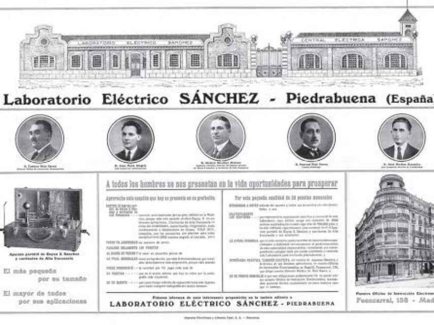 Laboratorio Eléctrico Sánchez.