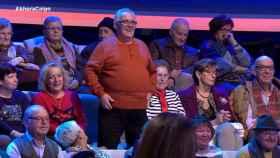 Paquillo Gogó era uno de los asistentes habituales del público del programa.