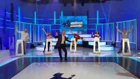 Canal Sur emite 'Atrápame si puedes' en su 'access prime time' con Manolo Sarriá.