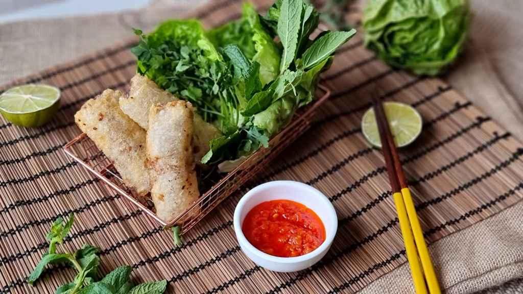 Rollitos vietnamitas, la joya de la cocina asiática y sus trucos