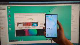 Los Galaxy S21 ya pueden usar Samsung DeX con el PC de forma inalámbrica