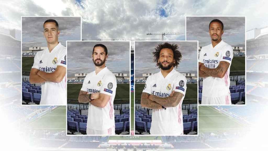 La 'operación salida' del Real Madrid