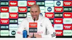 En directo | Rueda de prensa de Zidane previa al Huesca - Real Madrid de La Liga