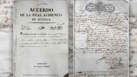 Una muestra de los documentos del Archivo Histórico sobre las epidemias del siglo XIX.