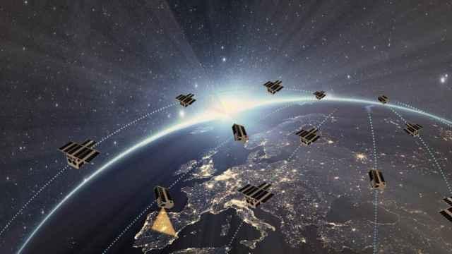 Simulación del proyecto liderado por Open Cosmos.