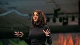 Ashwini Zenooz, directora médica de Salesforce