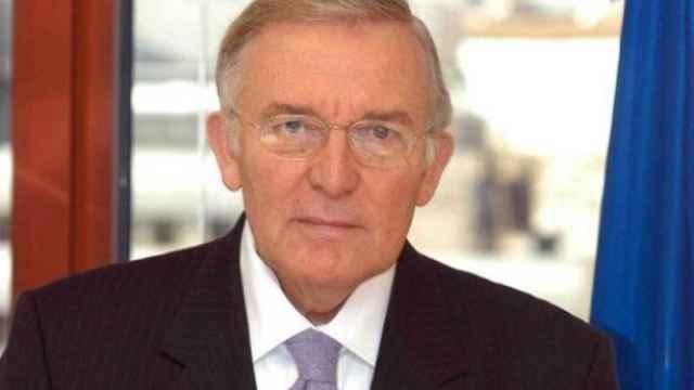 José Luis González Vallvé, ex director general de AGA, ex director de la Representación de la Comisión Europea en España.