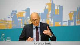 Andrea Enria, presidente del Consejo de Supervisión del BCE.