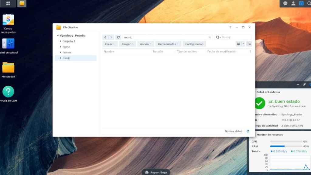 DSM 7.0 es el nuevo sistema operativo de Synology