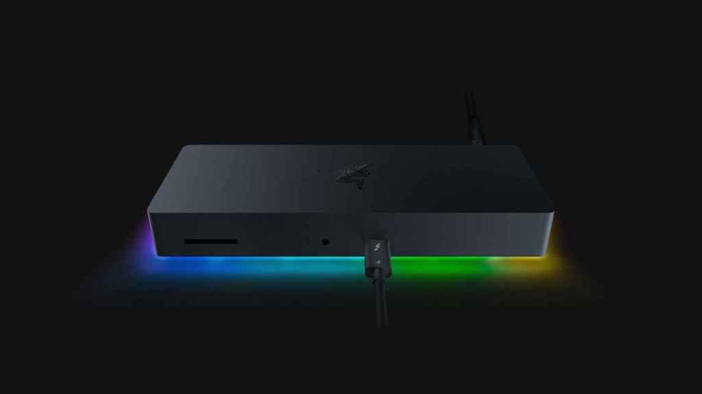 El nuevo dock de Razer