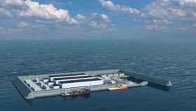 La isla artificial que generará energía verde en Dinamarca