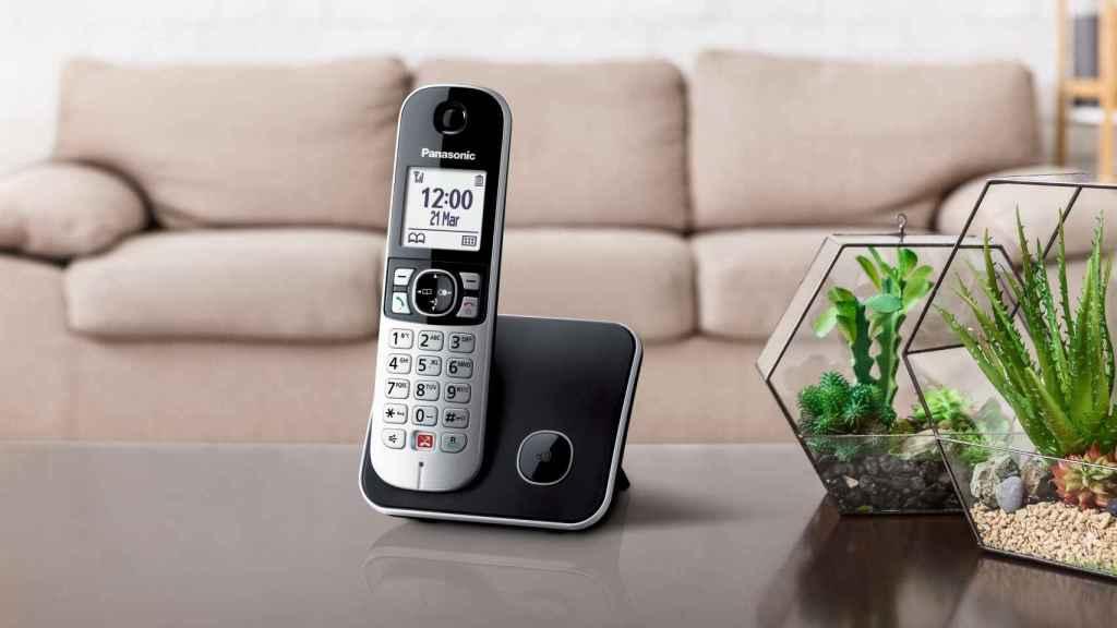 Los teléfonos de Panasonic tienen tres formas de bloquear las llamadas.