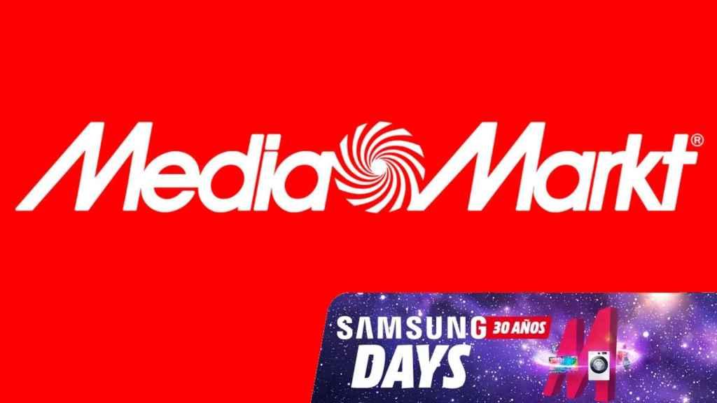 Media Markt está celebrando los Samsung Days.