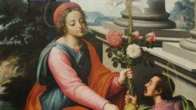 Santa Dorotea de Capadocia.