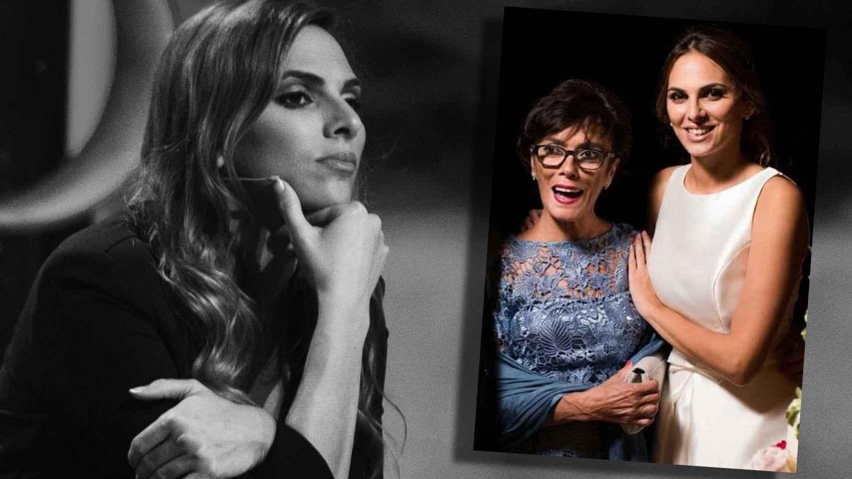 Irene Rosales ha recordado a su madre, Mayte Vázquez, en el primer aniversario de su muerte.