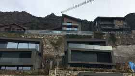 La nuevas construcciones proliferan en urbanizaciones exclusivas como Can Diumenge