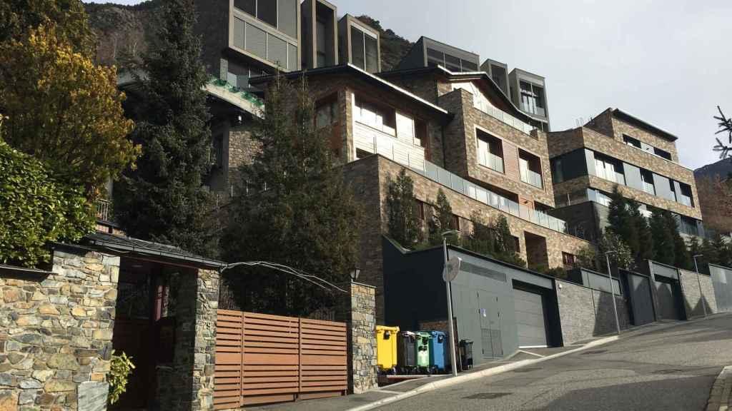 El precio de las casas en Can Diumenge oscila entre los 3 y los 4 millones de euros