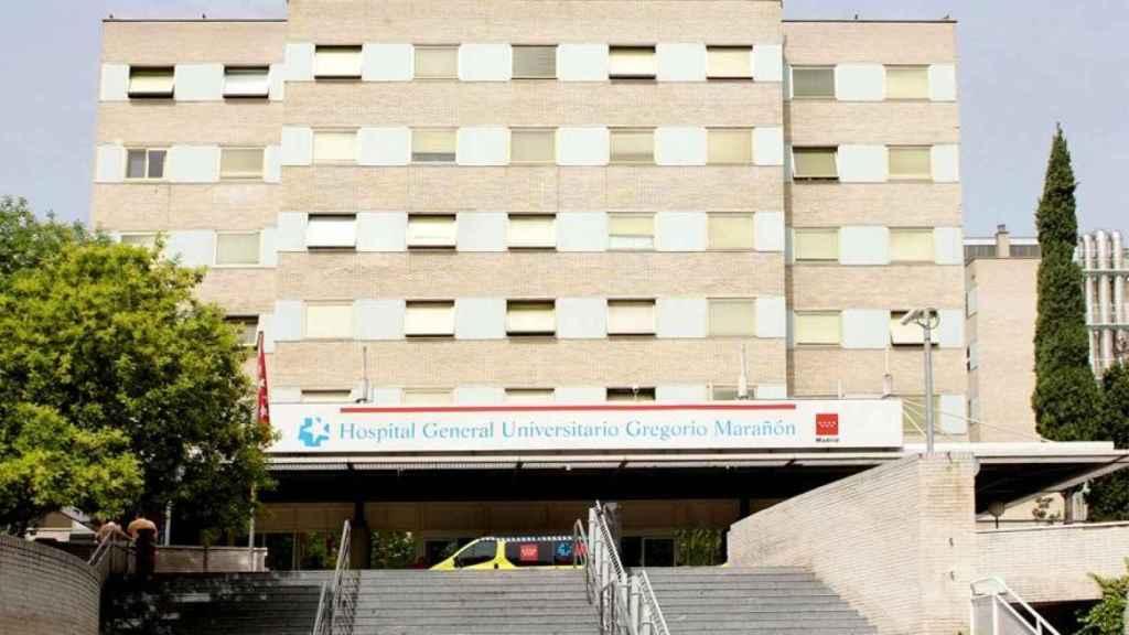 El Hospital Gregorio Marañón de Madrid.