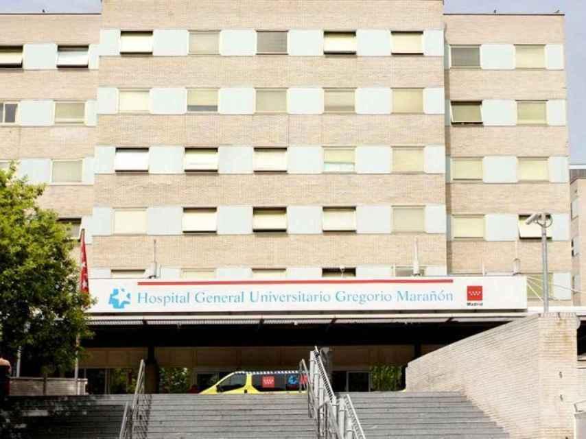 Cásper recibía quimioterapia en el Hospital Gregorio Marañón de Madrid.