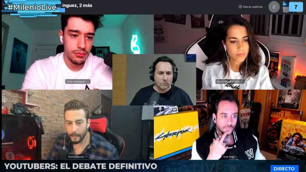 Iker Jiménez se pregunta si no exite xenofobia y racismo contras los youtubers fugados