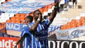El jugador uruguayo Santiago 'Morro' García