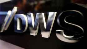 Logotipo de DWS.
