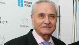 José Ramón Ónega, delegado de la Casa de Galicia en Madrid.
