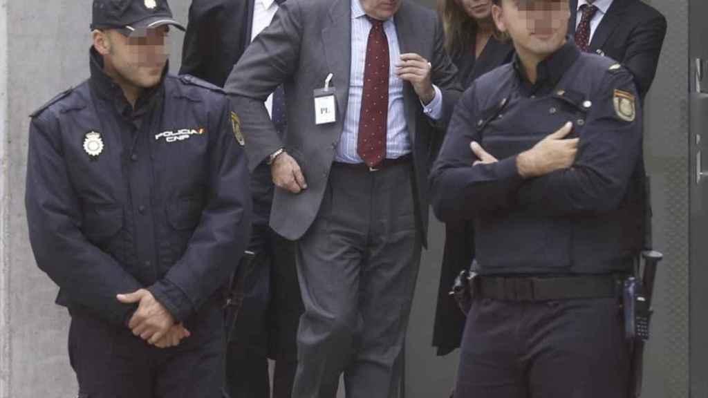 Luis Bárcenas, en una imagen de archivo./
