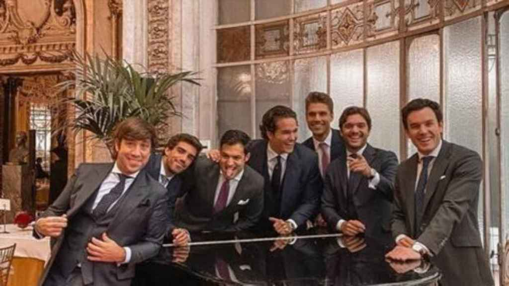 Invitados a la boda de Beatriz Ungría y Jaime Navarro.