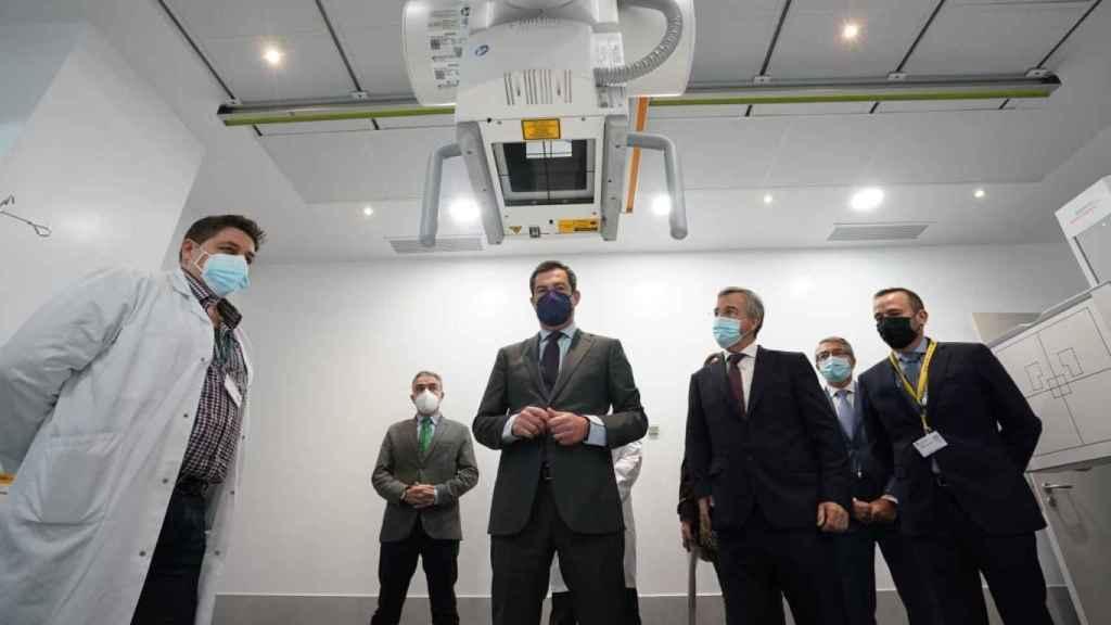 Inauguración del nuevo Hospital de Estepona